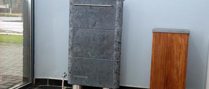 Radiastone stralings panelen met massa effect