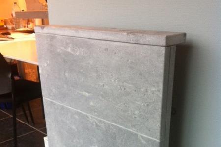 Badkamer verwarming gamma – Installatiehandleiding